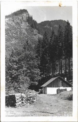 Schlösselbaude im Alvatergebirge - Jeseníky