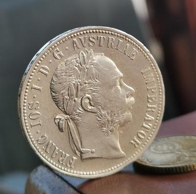 Zlatník (forint) 1888 Bz