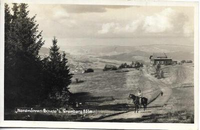 Nordmährer - Baude b. Grumberg 851 m
