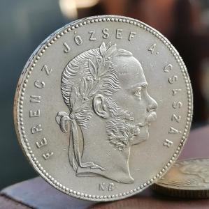 Zlatník 1869 Kb.  Vzácný, Krásný.