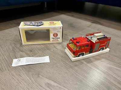 Kovap Tatra 815 pozarni hasici  Ites igra kdn kaden