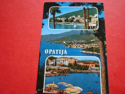 OPATIJA Jugoslávie