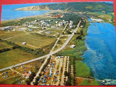 ULCINJ Jugoslávie Letecký
