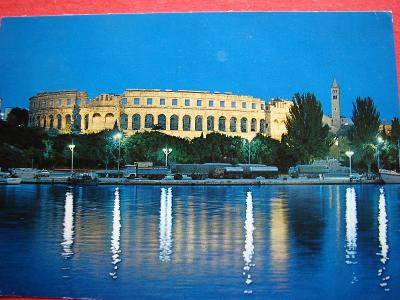 PULA Aréna Jugoslávie