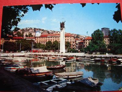 RIJEKA Lodičky  Jugoslávie