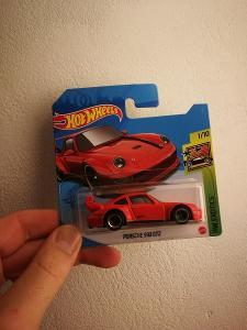 Hot Wheels Porsche 993 GT2 2021