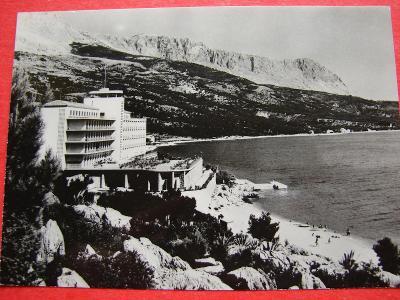MAKARSKA TUČEPI Hotel Jadran  Jugoslávie