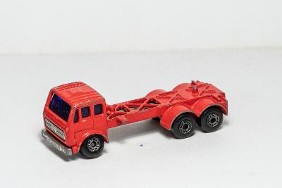Matchbox Superfast No 42 Mercedes Container Truck [7391]