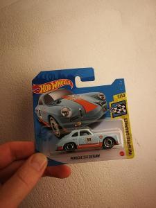Hot Wheels Porsche 356 Outlaw 2021