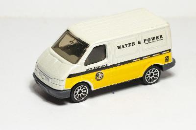 Matchbox  Ford Transit Water Power [7553]