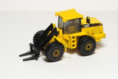 Matchbox  Caterpillar Tool Carrier [7556]
