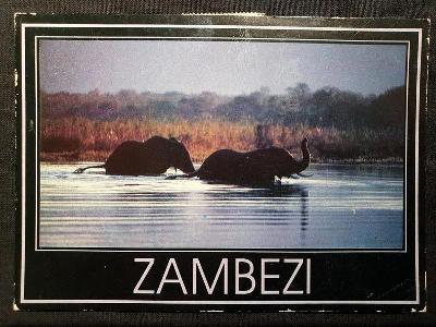 Zimbabwe, Zambezi