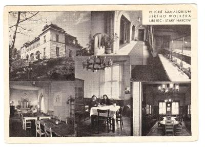 Liberec - Starý Harcov