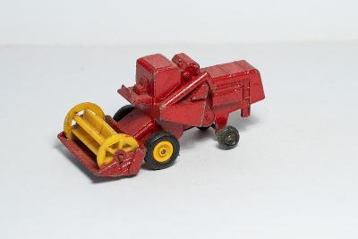 Matchbox RW 1967 - 65C - Claas Combine Harvester [7920]