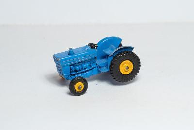 Matchbox RW 1967 - 39C - Ford Tractor [7923]