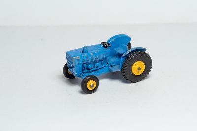 Matchbox RW 1967 - 39C - Ford Tractor [7926]