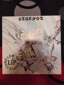 LP ALKEHOL - S úsměvem se pije líp 1. vydání 1993