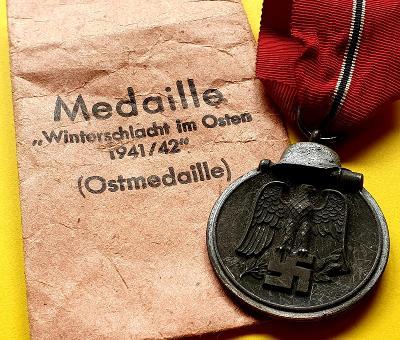 Zmrzlík s udílecím sáčkem - Rudolf Souval, Wien VII/62, Medaile TOP