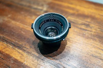 Zenza Bronica Nikkor-P 2,8/75 75mm F2,8 2,8 Nikon - Bronica S2