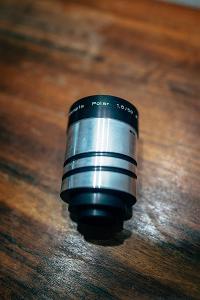 Meopta Polar 50/1.5 50mm F1.5 - upravená pro ostření na nekonečno.