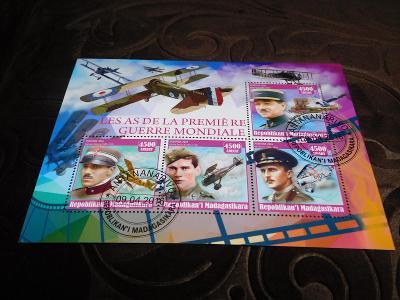 Aršík -  Letadla - Madagasikara