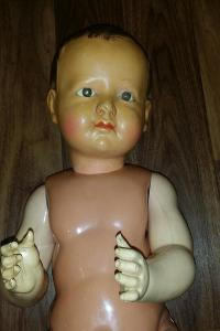 stará panenka  *hlava - tělo značeno *na opravu - na ND