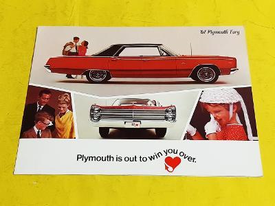 --- Plymouth Fury (1967) ----------------------------------------- USA