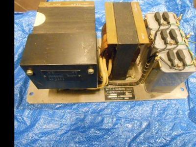 počítač masivní regulátor c30kg měď 1969 z laboratoří IBM computer