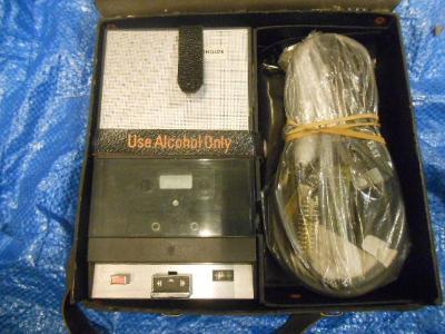 počítač magnetofon kazetak MC 1969 z laboratoří IBM computer