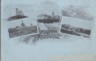 Roudnice - okénková