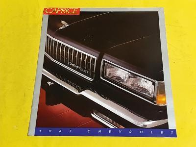 --- Chevrolet Caprice (1987) ------------------------------------- USA