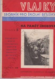 Na paměť Zborova Jaroslav Hloušek 1937