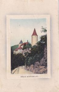 KŘIVOKLÁT - HRAD - 79-ZY16