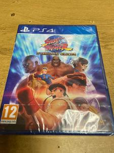 PS4 Street Fighter - 30th Anniversary Collection (nová)