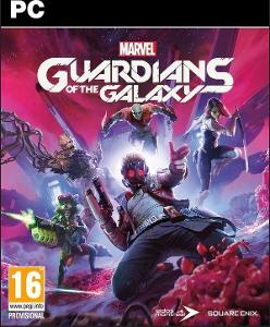 PC Marvels Guardians of the Galaxy DIGITAL - Nový Steam klíč