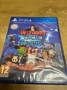 PS4 Worms W.M.D All Stars Nové