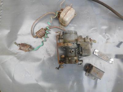 prodam na vartburga karburator model 353