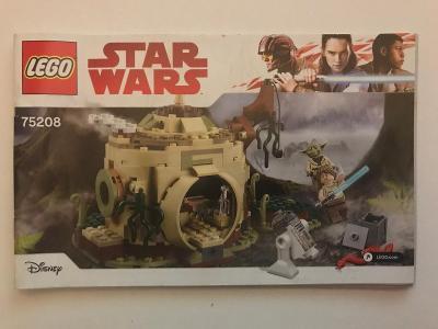 Návod Lego # 75208 * Star Wars    🗿 🗿 🗿