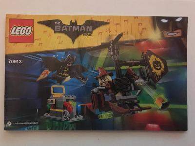Návod Lego # 70913 * The Batman movie    🗿 🗿 🗿