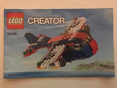 Návod Lego # 31045 * Creator 🗿 🗿 🗿