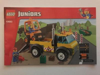 Návod Lego # 10683 * Juniors  🗿 🗿 🗿
