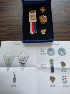 Hry XXVI. Olympiáda Atlanta 1996