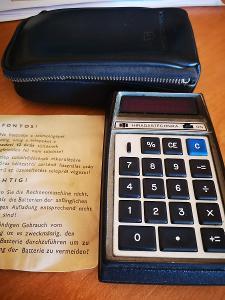 (97) Retro historická maďarská kalkulačka Hiradástechnika