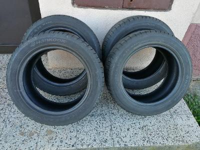 Zimní pneu zn. HANKOOK ICEBEAR 205/55/R16 91H - sada 4 ks