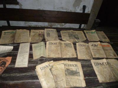 Staré noviny z protektorátu