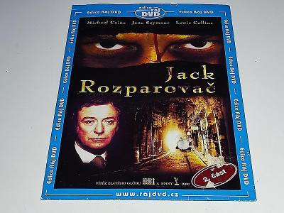 JACK ROZPAROVAČ 2. ČÁST : MICHAEL CAINE / DVD NOVÉ