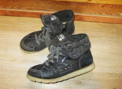 Zimní boty - MUSTANG -  ( 39 ) dámské,  pánské