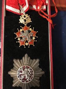 Rad bileho lva 2 tr s meci 1960-1989 rarita náklad 8 kus Unikat