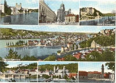 Besuchen auch Sie die Dreiflusse- und Nibelungenstadt Passau