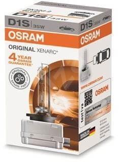 Nefunkční a pouze pro podnikatele: Xenonová výbojka OSRAM Xenarc